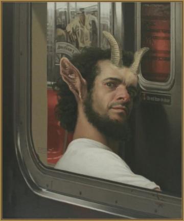 "Matthew Grabelsky ""Satyr's Glance"""